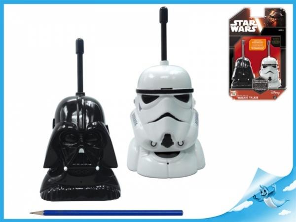 vysílačky Star Wars - Darth Vader a Storm Trooper 16,5cm